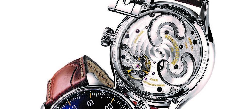 5 πανέμορφα ρολόγια με διάφανο πίσω κάλυμμα