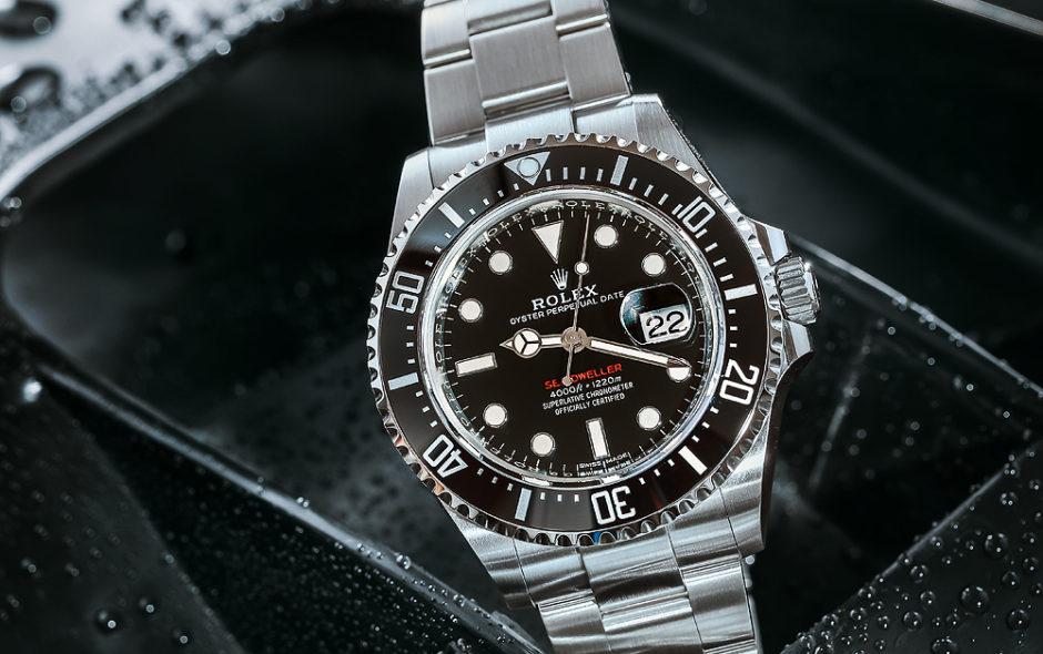 Κριτική του ανανεωμένου Rolex Sea-Dweller