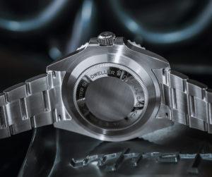 Ρολόι Rolex Sea-Dweller, back