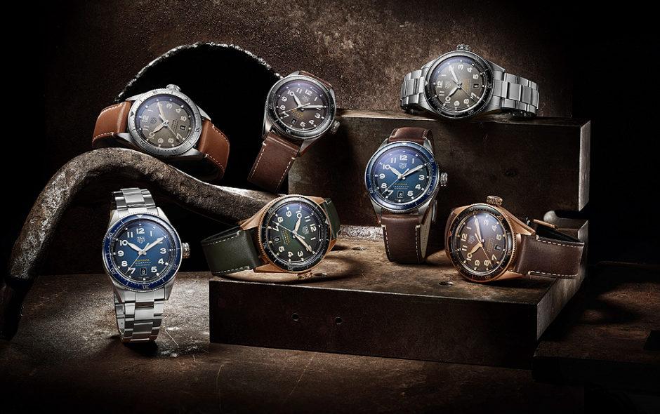 Η TAG Heuer δημιουργεί τη νέα συλλογή Autavia με 7 νέα ρολόγια