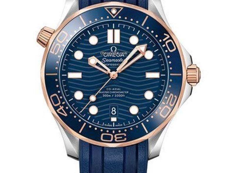 Κριτική: Omega Seamaster Diver 300M Co-Axial Master Chronometer