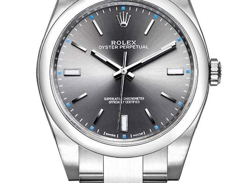 Ρολόι rolex oyster perpetual 39