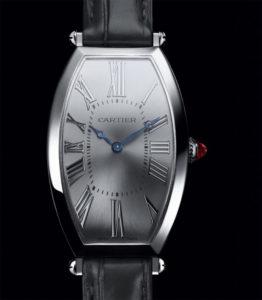 Ρολόι Cartier Prive Tonneau