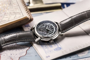 Ρολόι Frederique Constant Classic Worldtimer-Manufacture