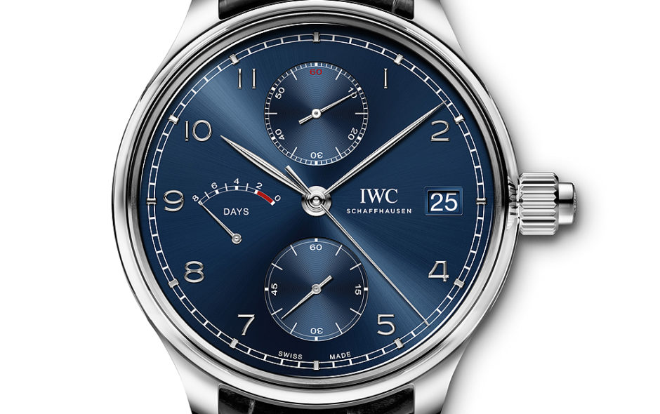 "Νέο IWC Portugieser ""Laureus Sport for Good"""