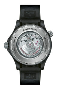 Ρολόι Omega Seamaster Diver 300M caseback