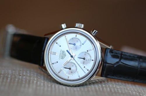 Ρολόι TAG Heuer Carrera 160 Anniversary