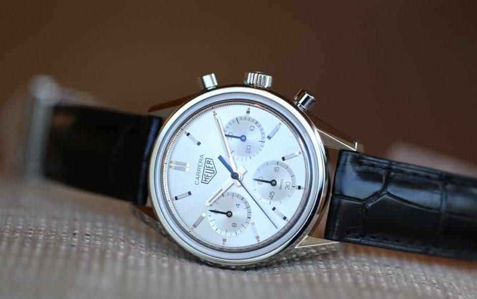 Η TAG Heuer γιορτάζει τα 160 χρόνια με το Carrera Silver Limited Edition
