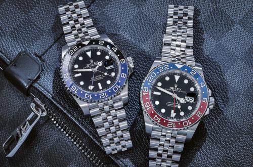 Ρολόι Rolex GMT-Master II