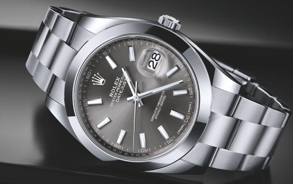 Κριτική – Rolex Oyster Perpetual Datejust 41
