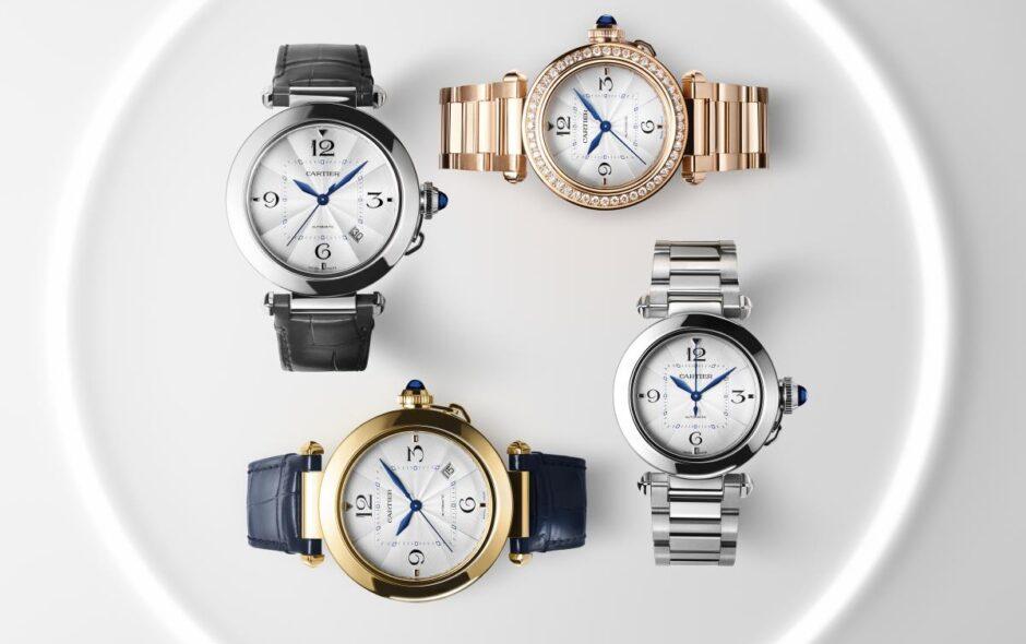 Η νέα συλλογή Cartier Pasha θα κλέψει καρδιές