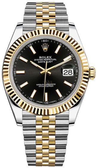 Rolex 126333 date just 41mm