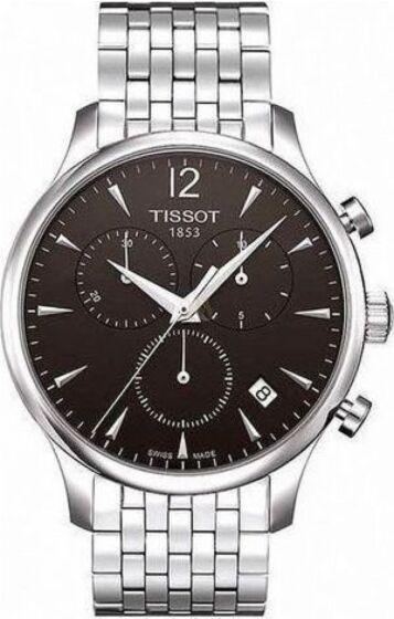 Tissot   T063.617.11.067.00  T-Classic Tradition Chronograph