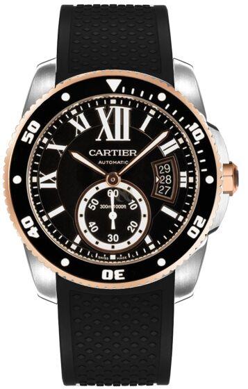Carttier diver  W7100055