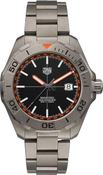 TAG Heuer Ρολόι Aquaracer X Bamford WAY208F.BF0638