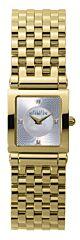 MICHEL HERBELIN Antares Gold Stainless Steel Bracelet MH17149-BP29