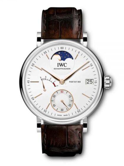 IWC Portofino Hand Wound, Moonphase, IW516401