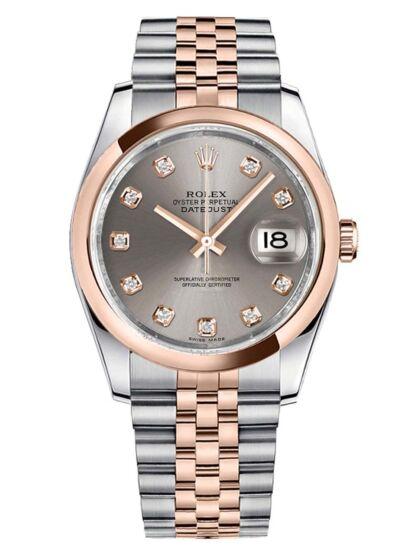 Rolex Datejust 36 Jubilee Bracelet Watch 116201